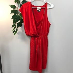 $149 BARNEYs CO-OP | Red Dress
